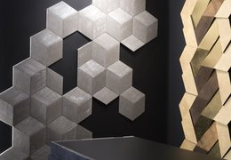 EG Wall Shape powered by Orac @ INTERIEUR Kortrijk Expo